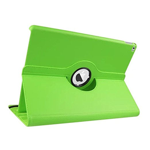 APPLE iPad Pro Protector, Heavy Duty Scratch-Resistant Dual Layer Hybrid Protective Case and Shockproof Bumper with Kickstand by Boonix [12.9 inch iPad Pro - Green Folio]