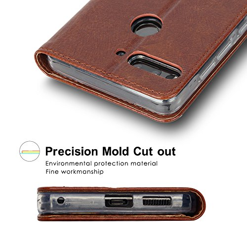 brand new ca7a8 3189a Essential Phone PH-1 Case Wallet, The Essential PH1 Cases, Essential Cell  Phone Accessories, Essential PH 1 Protector Protective Flip Synthetic PU ...