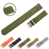 Quick-Change Ballistic Nylon Band (Green)