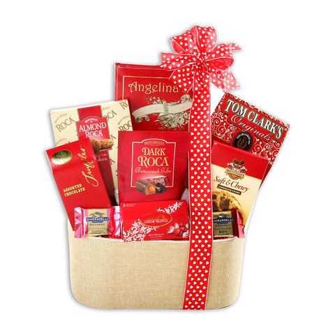 Elegant Love Gift Basket