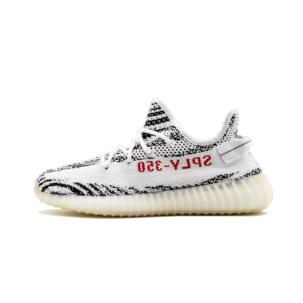 ADIDAS YEEZY BOOST 350 V2 ZEBRA US7.5 / EU40.5 (NEW) – Secret .