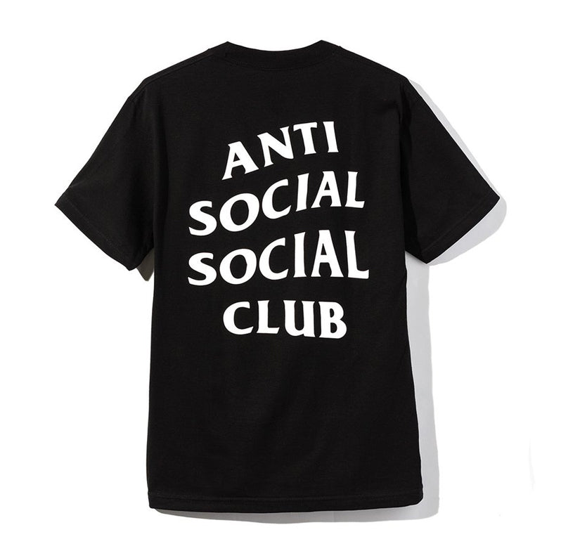 ASSC CLUB LOGO BLACK TEE SMALL (NEW)