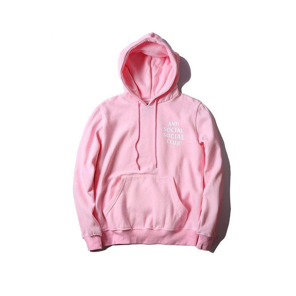 ASSC PINK KNOW YOU BETTER HOODIE LARGE(NEW)
