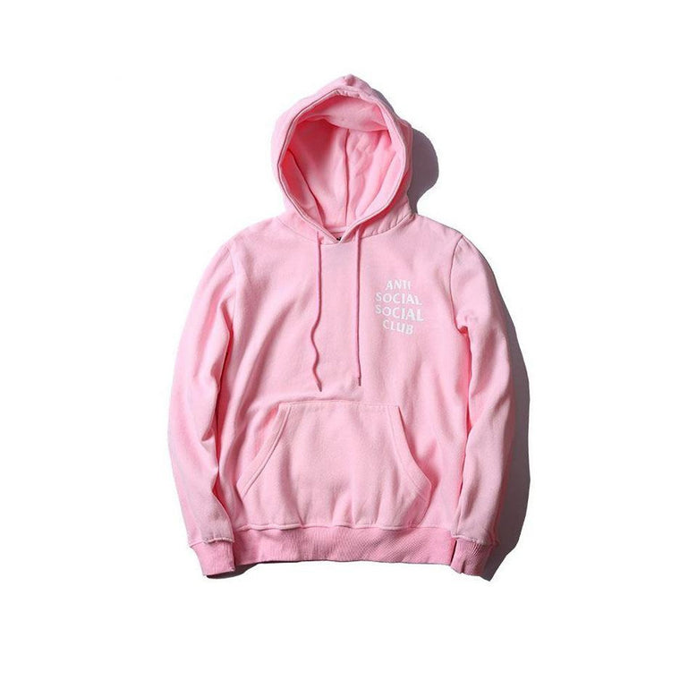 ASSC PINK KNOW YOU BETTER HOODIE SMALL (NEW)