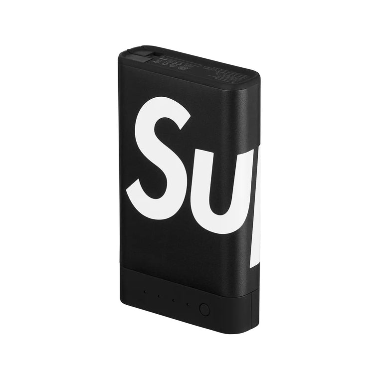 SUPREME MOPHIE BLACK 10K PORTABLE CHARGER (NEW)