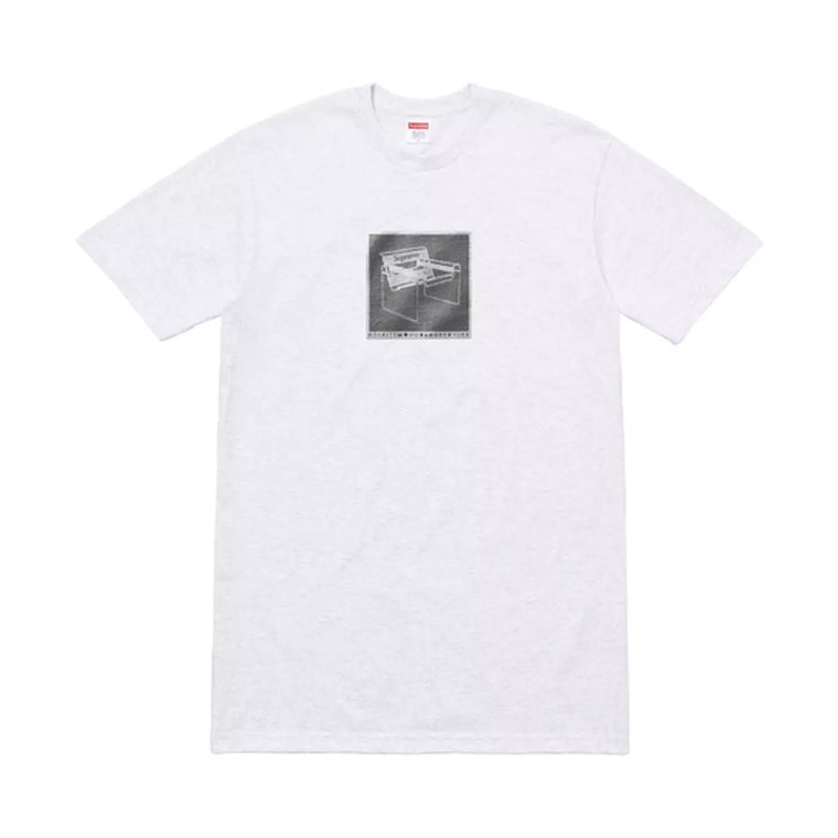 SUPREME SS18 CHAIR GREY TEE LARGE (NEW)
