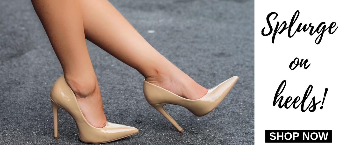 Nude pumps from www.blamershoes.com