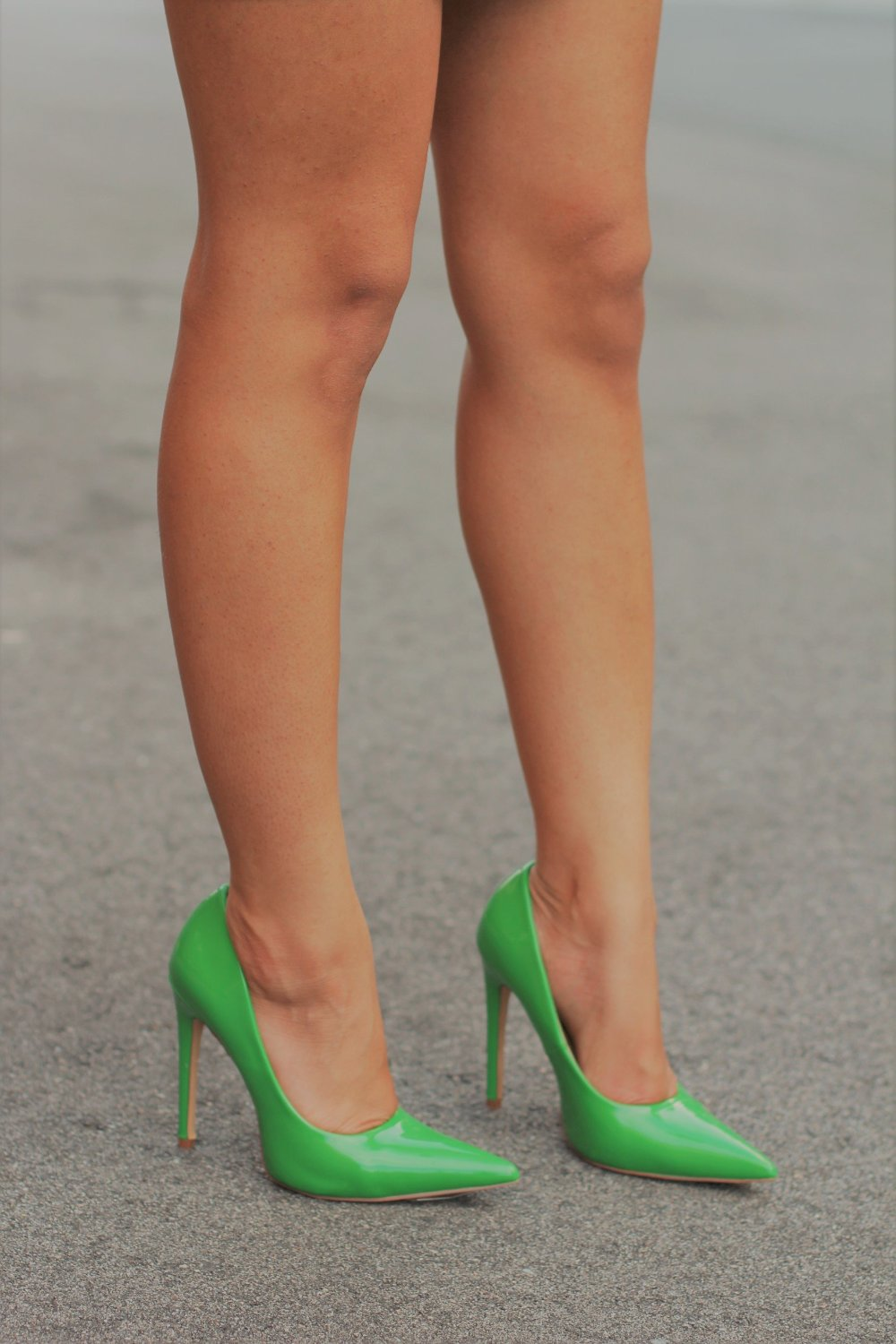 Milly - Green - BlaMer Shoes
