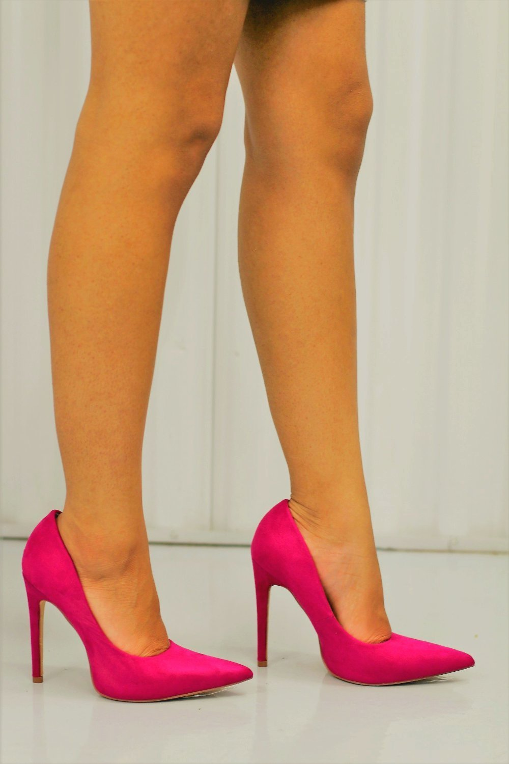 Milly - Fuchsia - BlaMer Shoes