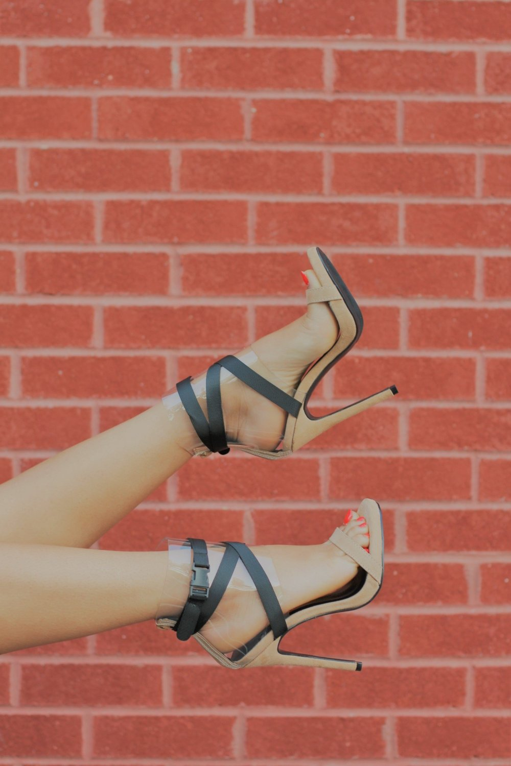 Zuley - Nude - BlaMer Shoes