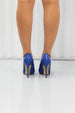 Milly - Blue - BlaMer Shoes