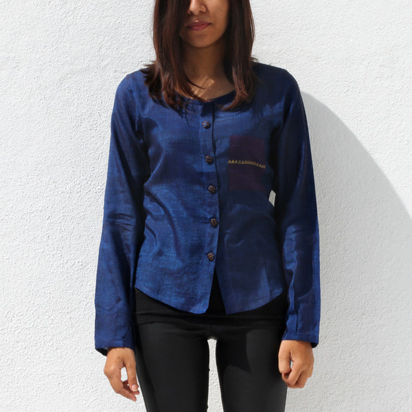 Blue shirt - shopdori