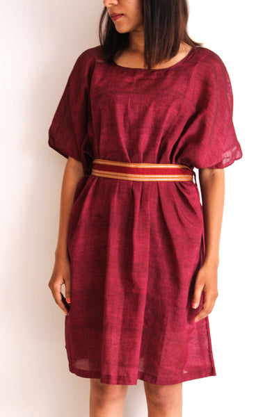 Wine box dress - shopdori