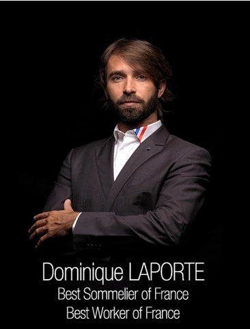 Dominique Laporte - Best Sommelier of France