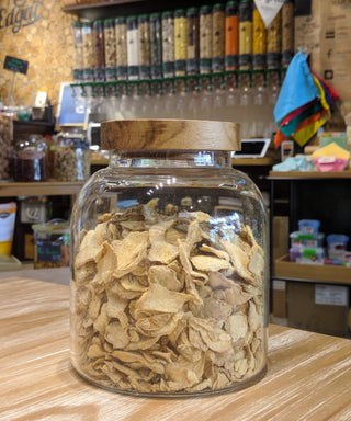Organic Ginger Chip From China - Perfect for Hot Drink
