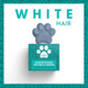 Pepet's - Solid Shampoos for Dogs - White Hair (Blanc)