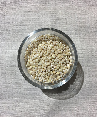 Organic Pearled Barley from France