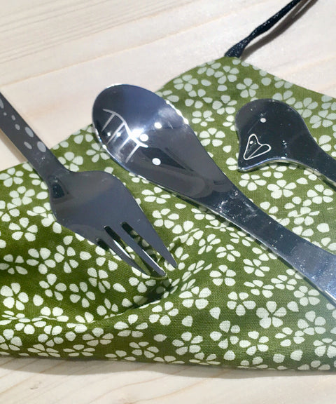 Animal Shape Spoon/Fork