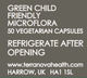 Terranova - Green Child Friendly Microflora - 50 caps - GREEN CHILD CHILDREN'S SUPPLEMENTS