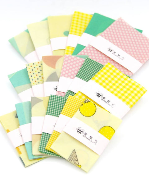 Beeswax Cloth 蜜蠟布