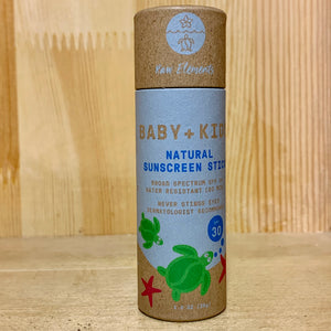 Raw Elements Baby & Kids Sunscreen Stick