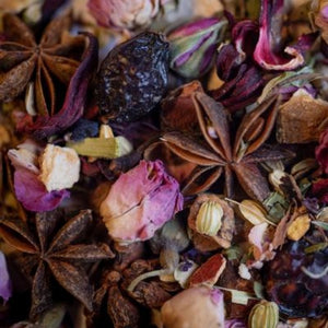 Organic Herbal Tea - Christmas Spirit Blend