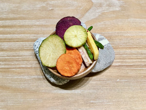 Mixed Vegetable Chips from Taiwan 冷凍蔬菜片(台灣進口)