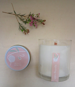 Woodco - Spring Rain Candle