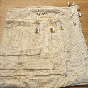 Produce Bags Organic Cotton