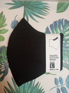 Saupei Reusable Cotton Mask