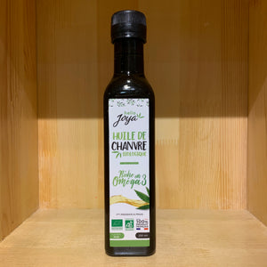 Hello Joya - Organic Cold Press Hemp Oil - 250ml