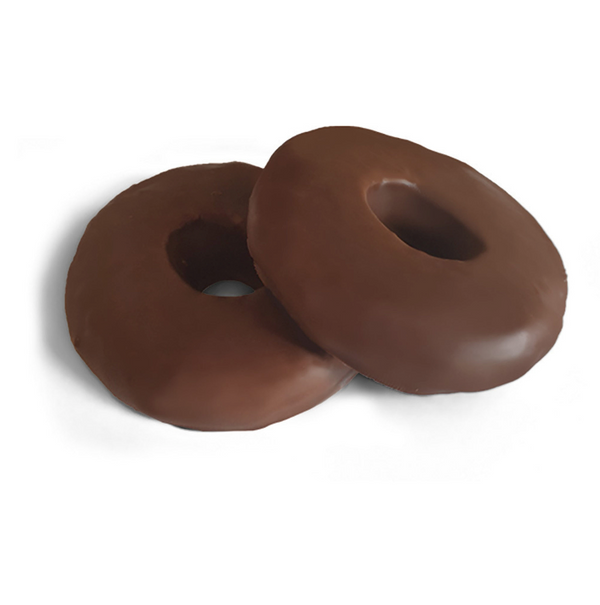 Organic chocolate Lemon donut  (Gluten free, fair trade)from France