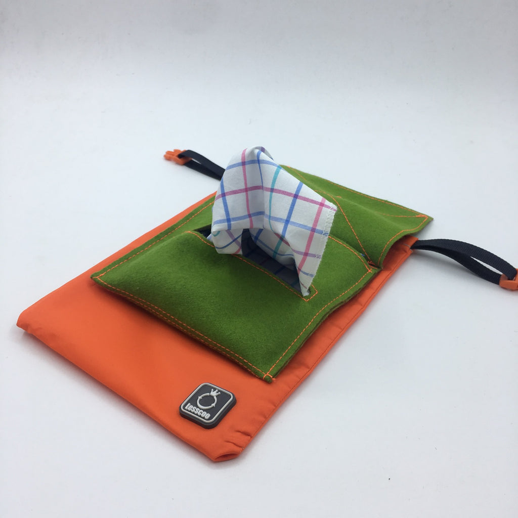 Saupei - Pocket with waterproof bag