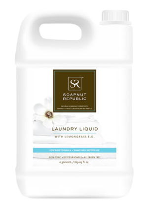 Soapnut Republic Laundry Liquid 5L