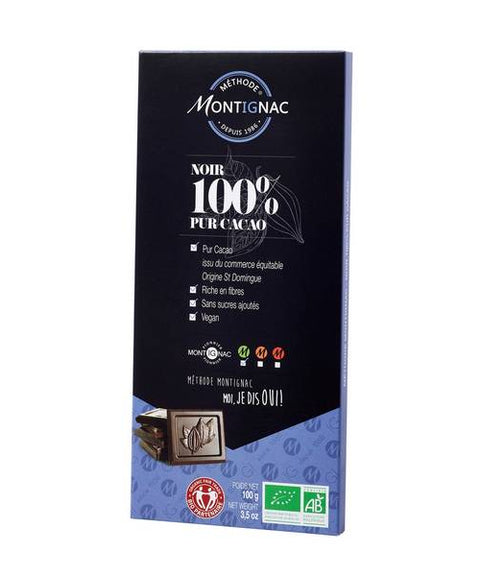 100% Pure Cocoa Bar - Organic & Fair Trade