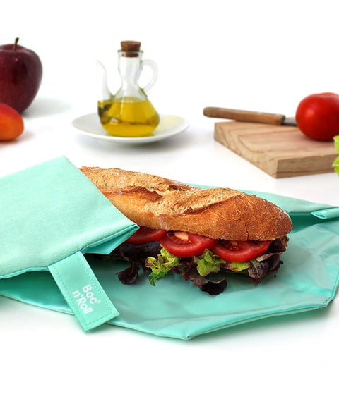 Roll'Eat - Boc'n'Roll - Reusable Sandwich Bag