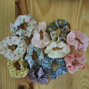 Alterosac - Organic Cotton Scrunchie from France