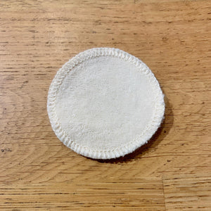 Mini Make up Remover Disc - Organic GOTS Cotton