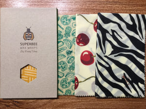 Big Daddy Beeswax Food Wraps 40 cm x 50 cm