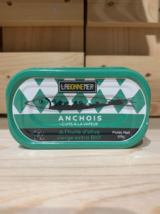 Anchovies with Organic Olive Oil - 70g