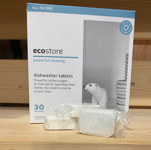 Ecostore - Dishwasher Tablets