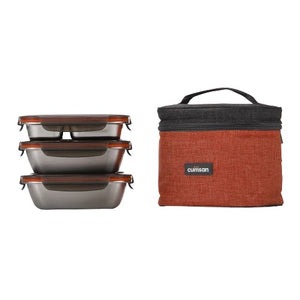 Cuitisan 3-Piece Set with Bag