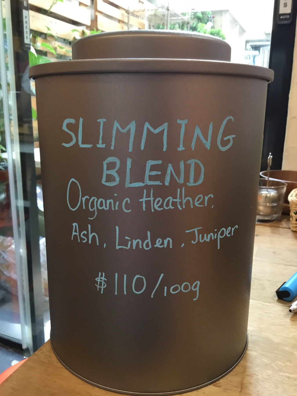 Organic Slimming Mix