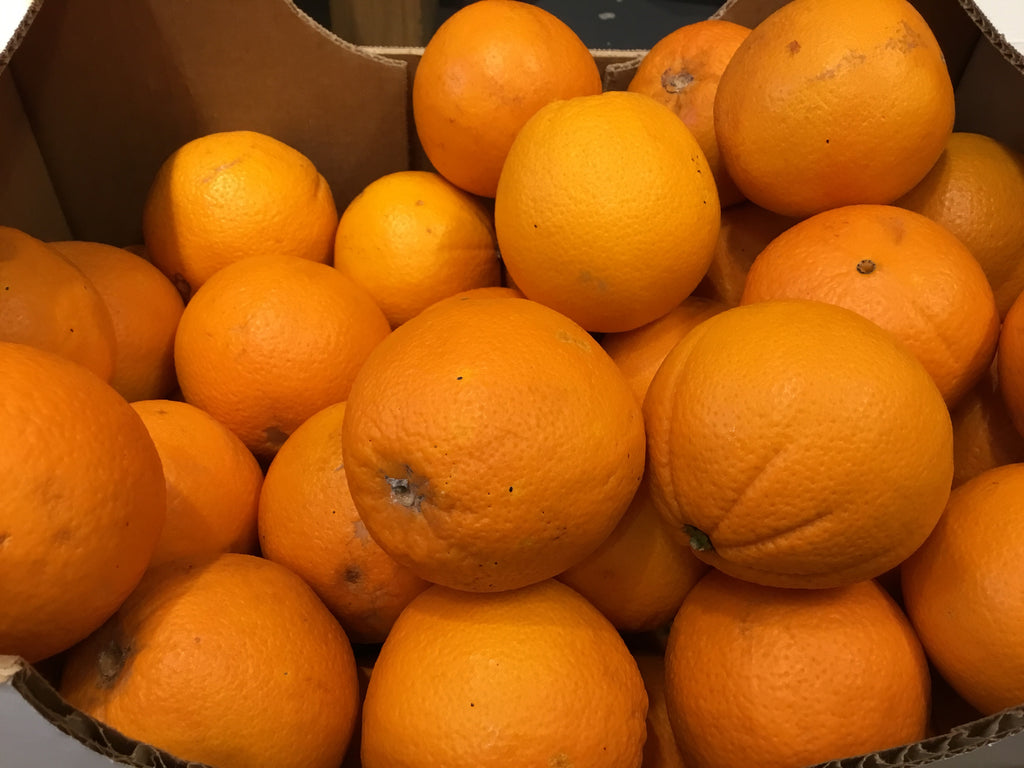 Organic Orange Washington Navel from France
