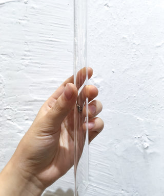 Glass Bubble Tea Straw (14x20mm)