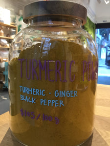 Organic Turmeric Power Mix  from Madagascar