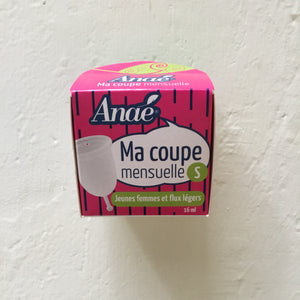 Anae Menstrual Cup - Size S