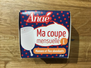 Anae Menstrual Cup - Size L