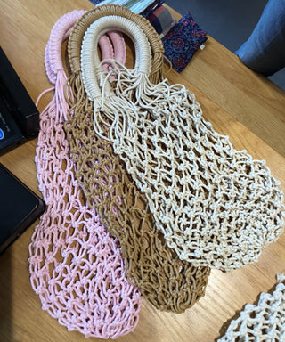 Straw Bag (Large)