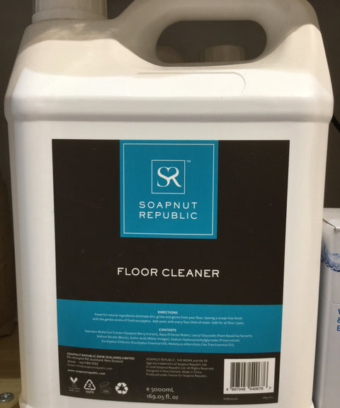 Soaper Republic Floor Cleaner 5L